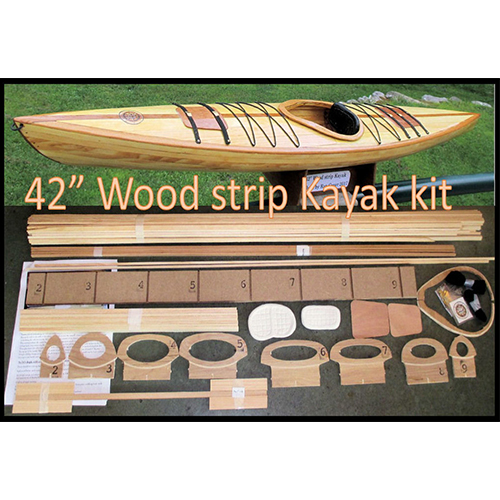 42 Strip Kayak Kit