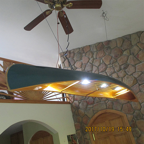 72 Quot Beautiful Hunter Green Canoe Chandelier Canoemodelkits