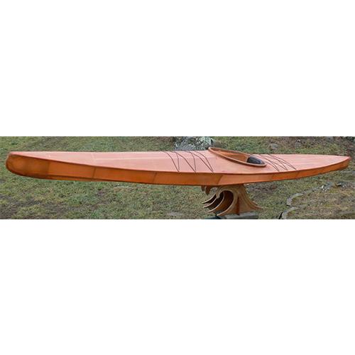 55 Quot Skin On Frame Kayak Model Kits Canoemodelkits